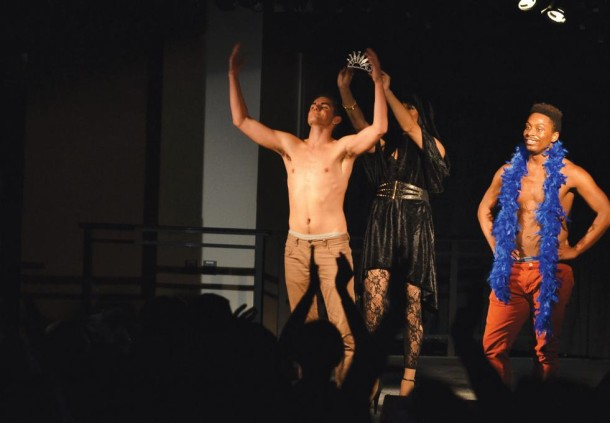The Winter Wonderland 2013 drag show in the Hub. Daily Nexus file photo