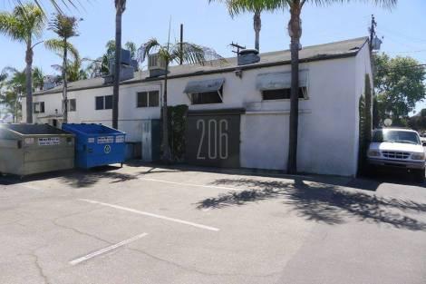 The Koplin/Levin studio in Santa Barbara's downtown Funk Zone. Courtesy of funzone.net