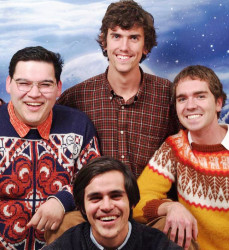 Dante Elephante will be playing at Del Pueblo Café Nov. 9. This will mark the debut of their new album and KCSB's first record label.