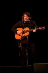12.13.2013 Jeff Tweedy with Scott McCaughey at the Granada Theater 9