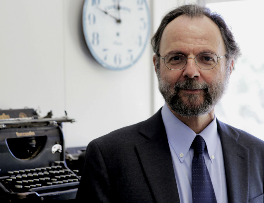 New UCSB Executive Vice Chancellor David Marshall/Photo Courtesy of UCSB News and Public Affairs