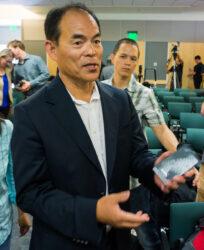 Shuji Nakamura Nobel Prize Winner_10.07.2014_John Clow-07