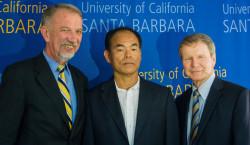 Shuji Nakamura Nobel Prize Winner_10.07.2014_John Clow-2
