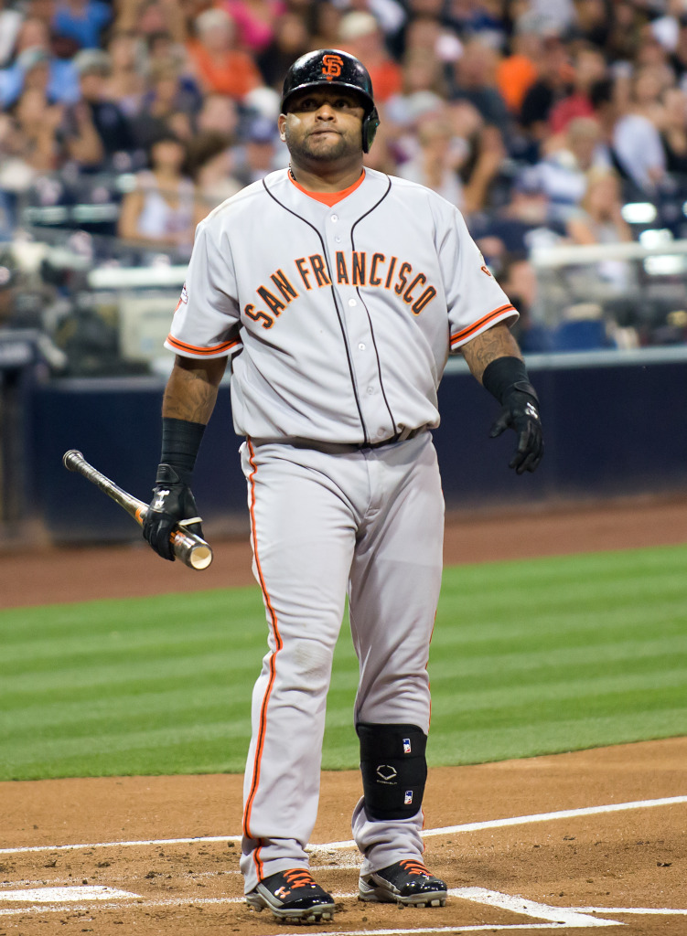 It will be easier said than done for the Giants to sign Pablo Sandoval this offseason. Photo courtesy of Wikipedia