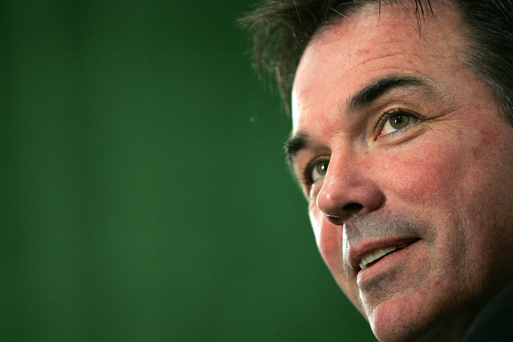 General manager Billy Beane. Photo courtesy of talksport.com