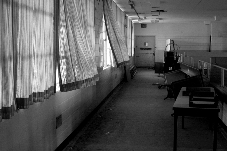 Camarillo State Hospital: Courtesy of theemptyplaces.com