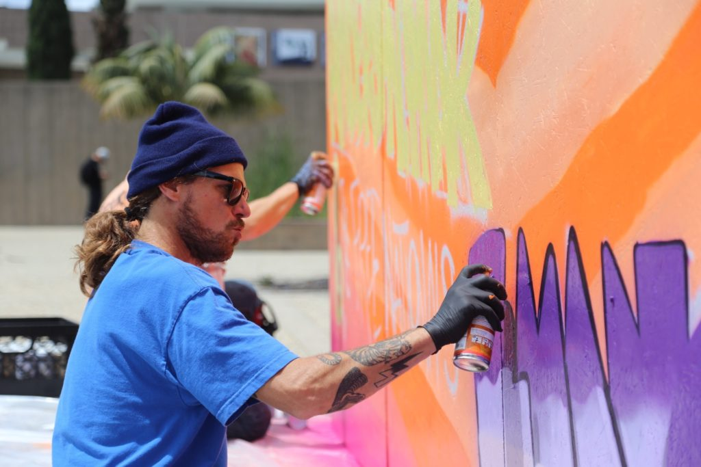Graffiti artists name acts for Extravaganza 2016. Jenny Luo / Daily Nexus