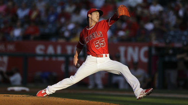Tim Lincecum went six innings allowing only four hits and one run in his first start since 2015. Gregory Bull / Associated Press