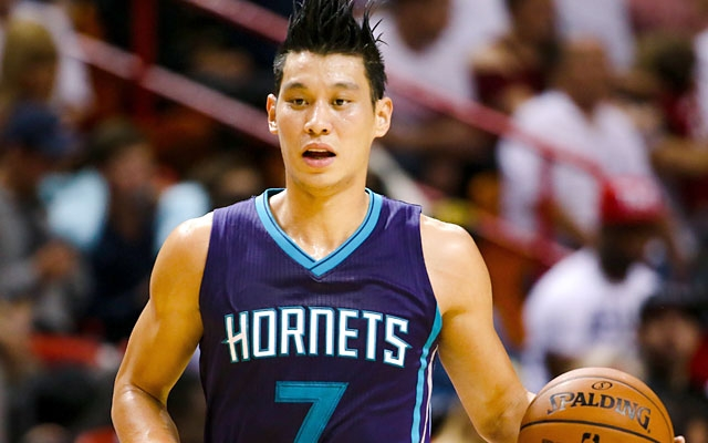 Jeremy Lin averaged 11.7 ppg coming off the bench in Charlotte last season. Photo Courtesy of USATSI.