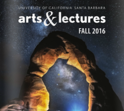 Courtesy of UCSB Arts & Lectures