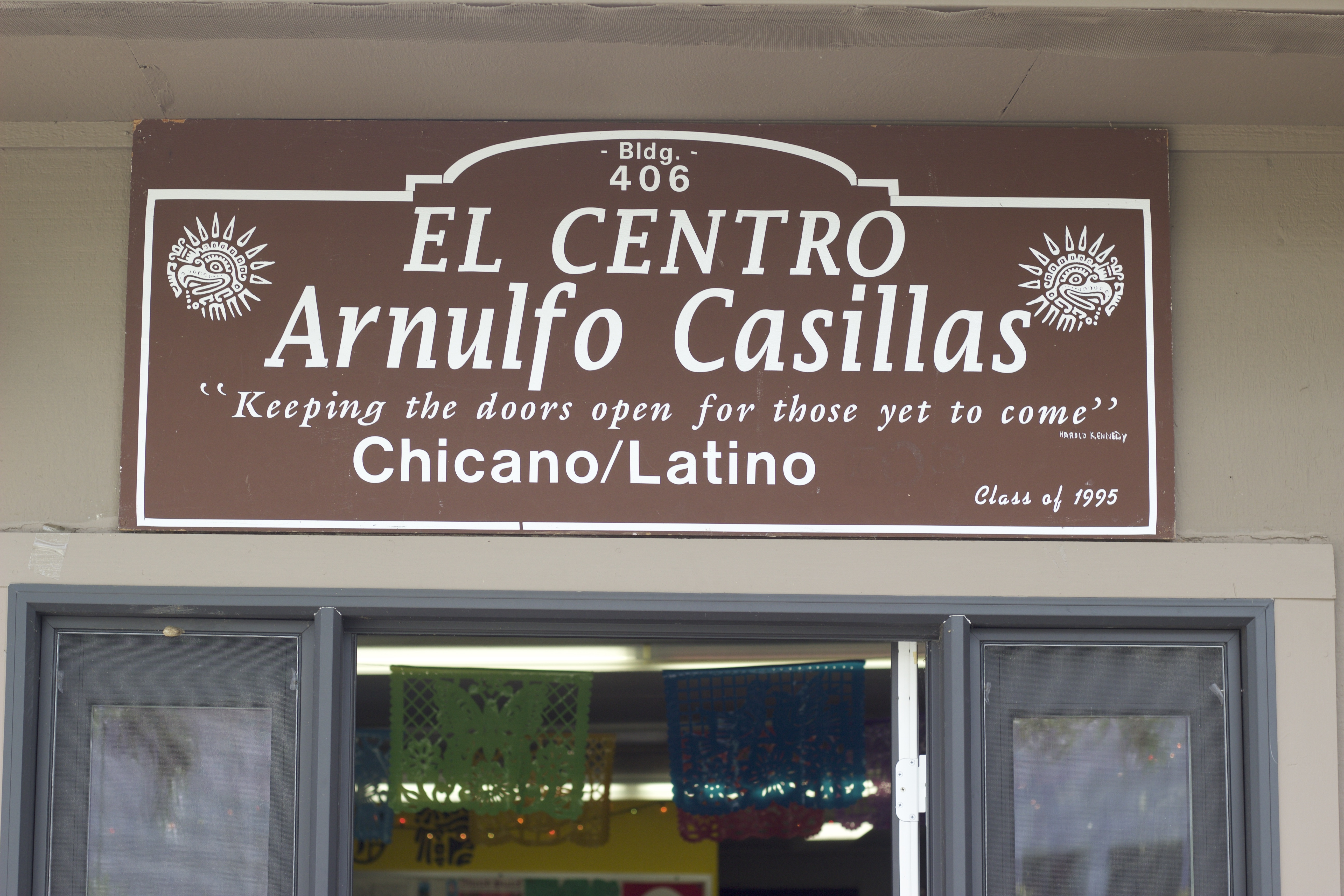 The side room of El Centro has been a safe haven for students of color since it opened in the late 1970's. Jose Arturo Ochoa / Daily Nexus